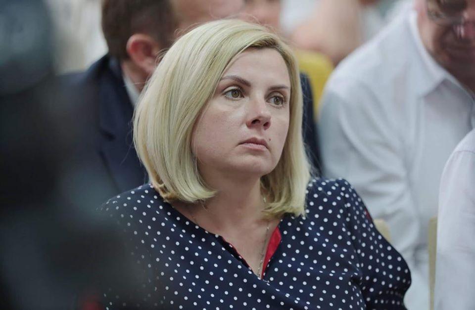 Элина Акулова. Фото: Facebook