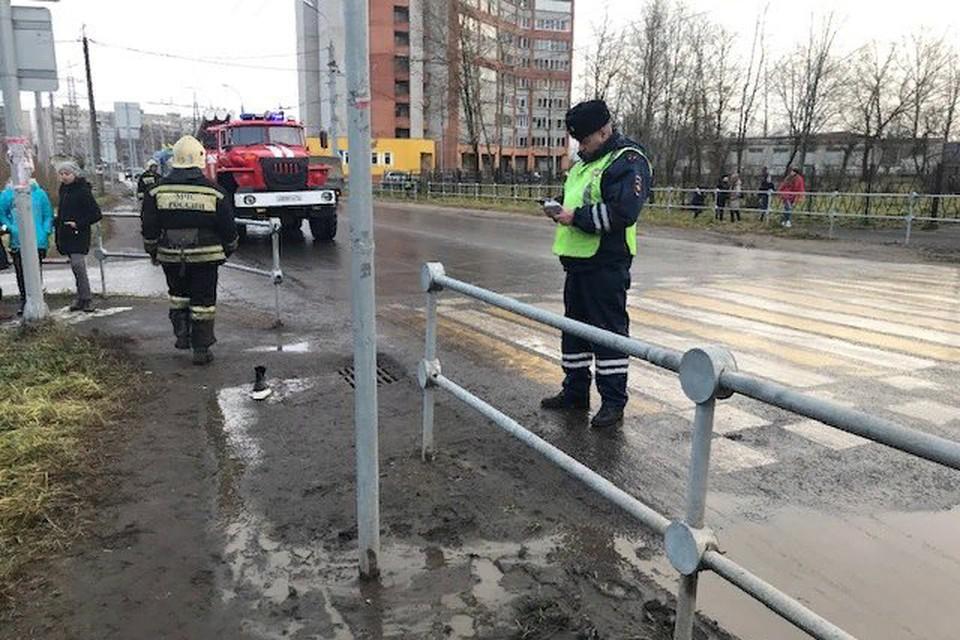 За один день в Рыбинске под колеса машин попали несколько несовершеннолетних
