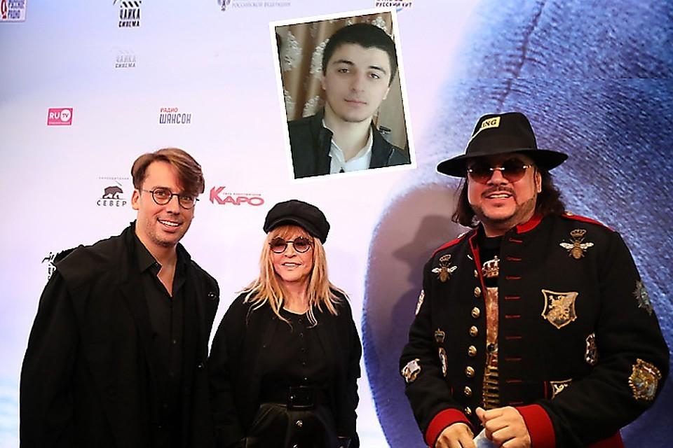 """Казуев (на фото вверху): """"Галкин заплатил мне миллион за убийство Киркорова"""