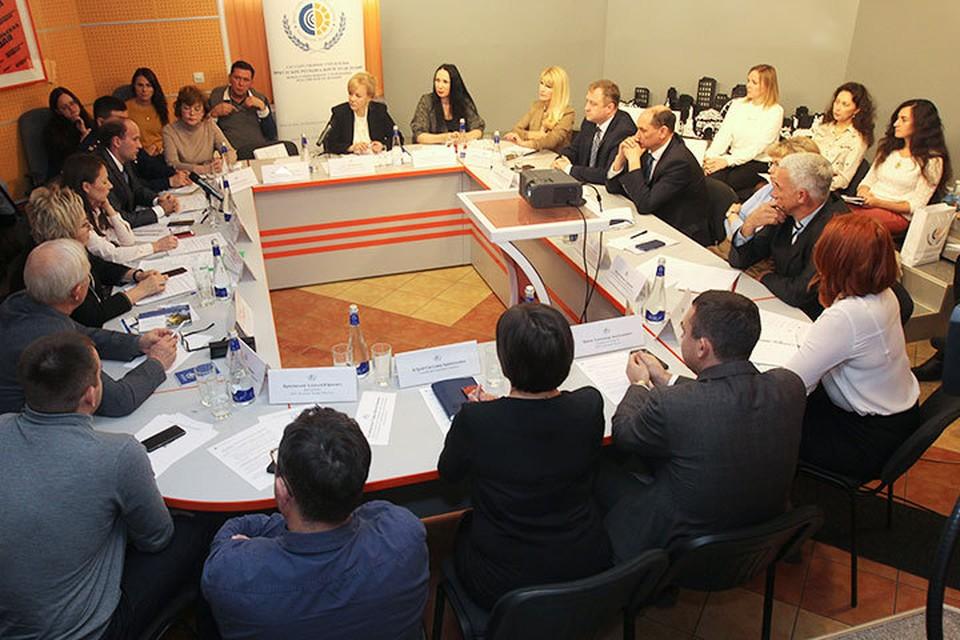 «Круглый стол» с экспертами Фонда социального страхования РФ прошел в «Комсомольской правде».
