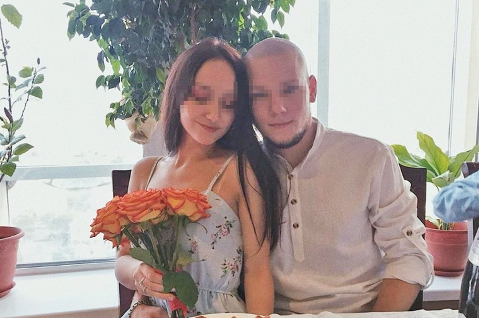 На фотографии убитый Алексей со своей возлюбленной.