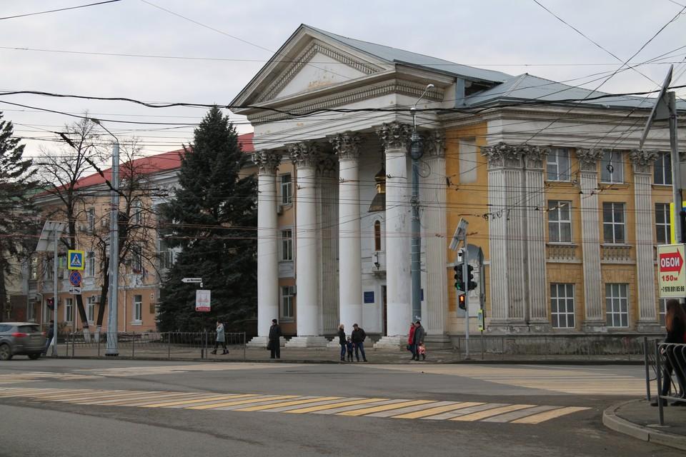 Спорный собор украинских раскольников возвышается в центре Симферополя
