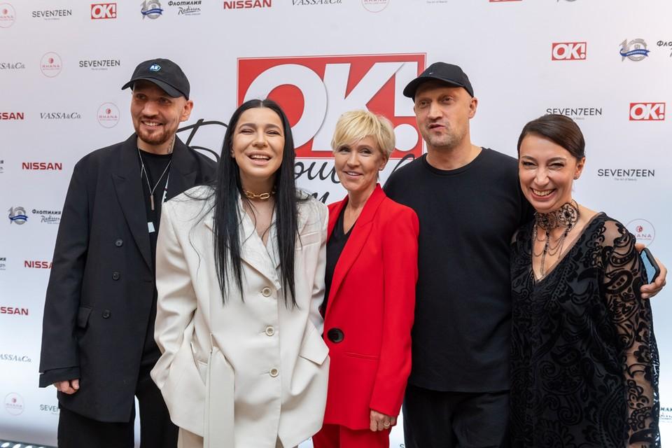 Гоша Куценко, один из немногих появившийся на тусовке не по дресс-коду - в толстовке и спортивных штанах, удивил не только своим видом.