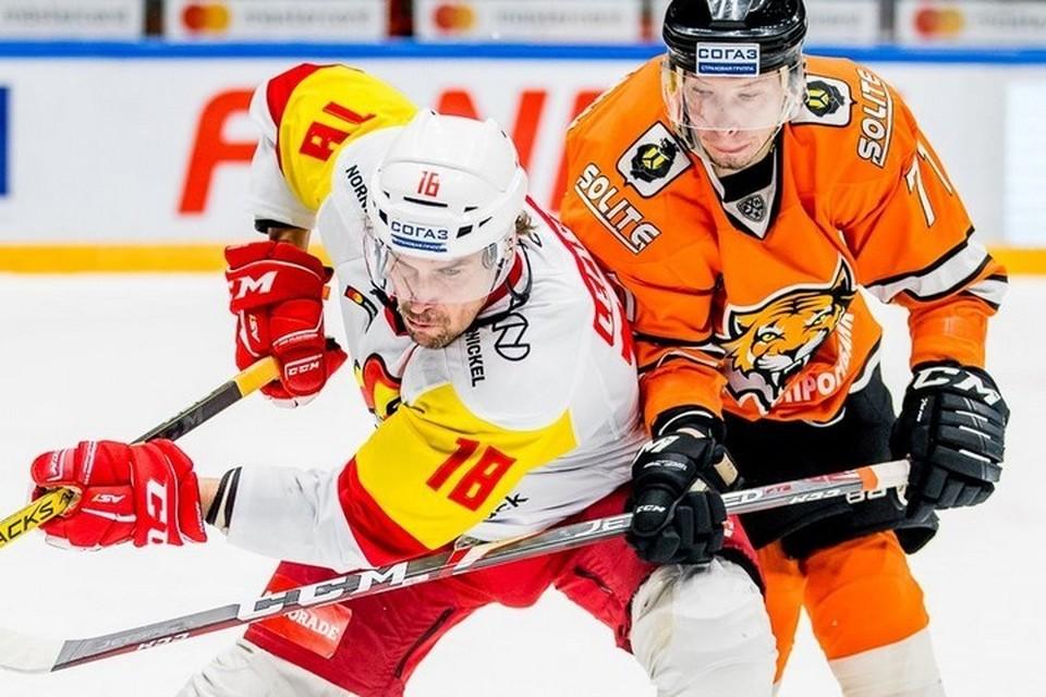 Нешуточная победа: «Амур» на своем льду разгромил финский «Йокерит». Фото с сайта ХК «Йокерит»