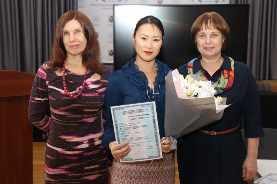 Профессиональные няни в Хабаровском крае прошли сертификацию