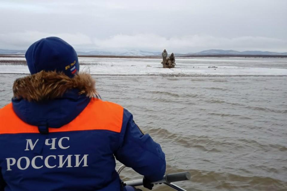 Поиски мужчины, пропавшего на ручье Кадеми в Хабаровском крае, закончились