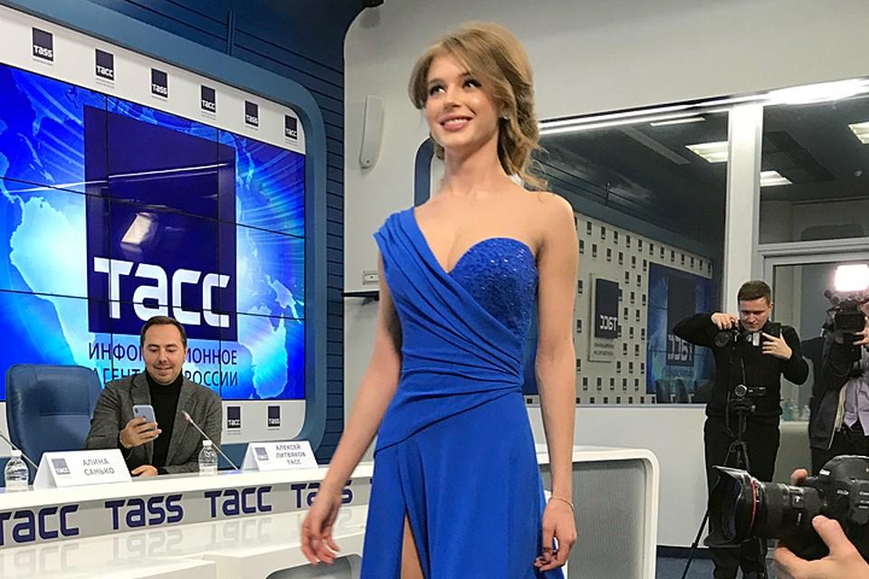 14 декабря в Лондоне наша красавица будет представлять страну на конкурсе «Мисс Мира 2019»