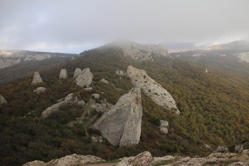 В Крыму станет прохладнее, но пейзажи по-прежнему будут радовать глаза.