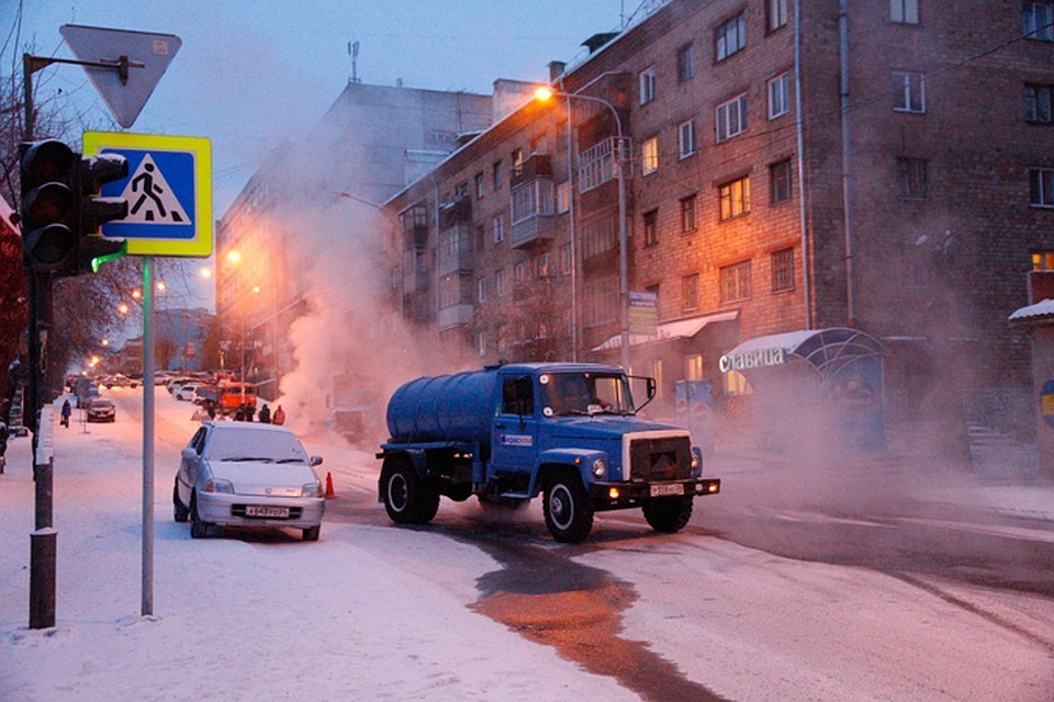 Проблема утилизации ЖБО в Красноярске еще не решена