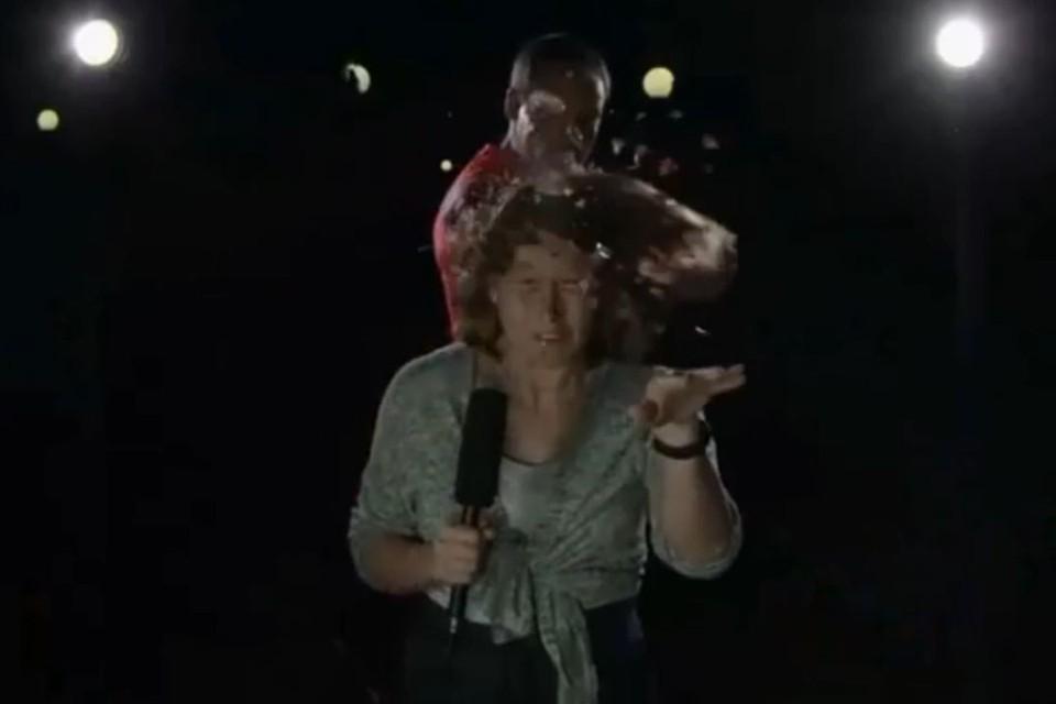 Спортсмен сделал нарезку видео, на которых людей бьют бутылками. Фото: www.instagram.com/oleg_aurumfilm