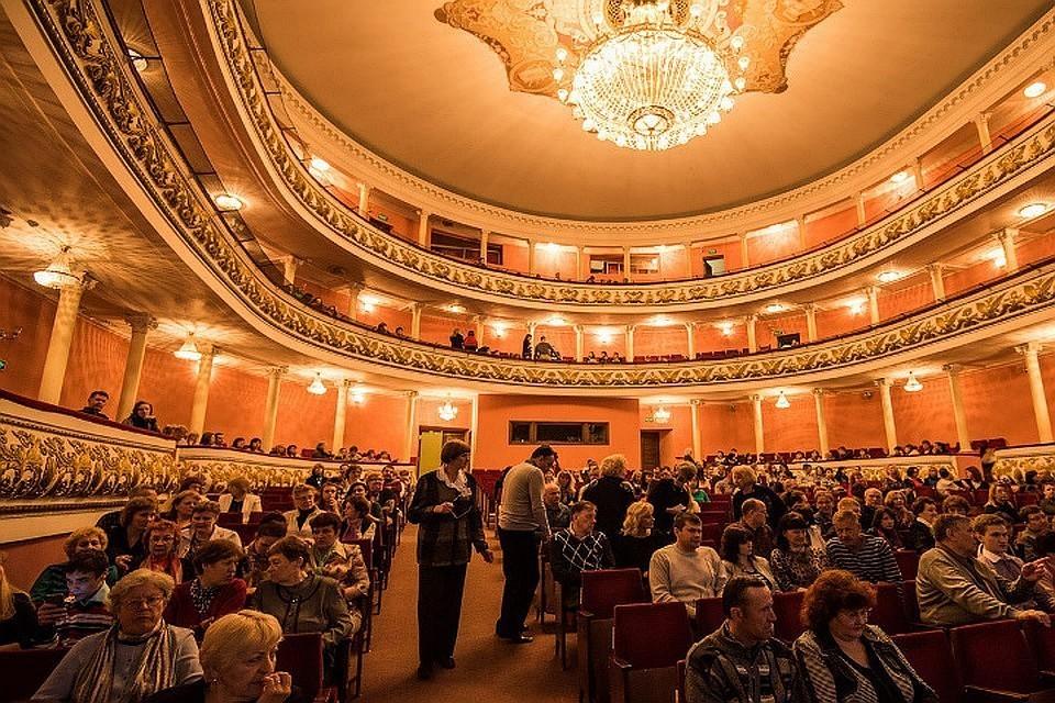 """В Театре драмы пройдет премьера """"Доходное место"""". Фото: ЦИНИСТ, из архива ТАТД"""