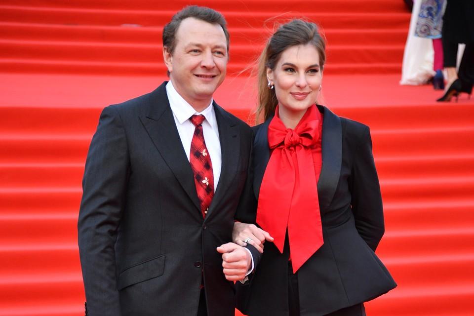 Марат Башаров и Елизавета Шевыркова.