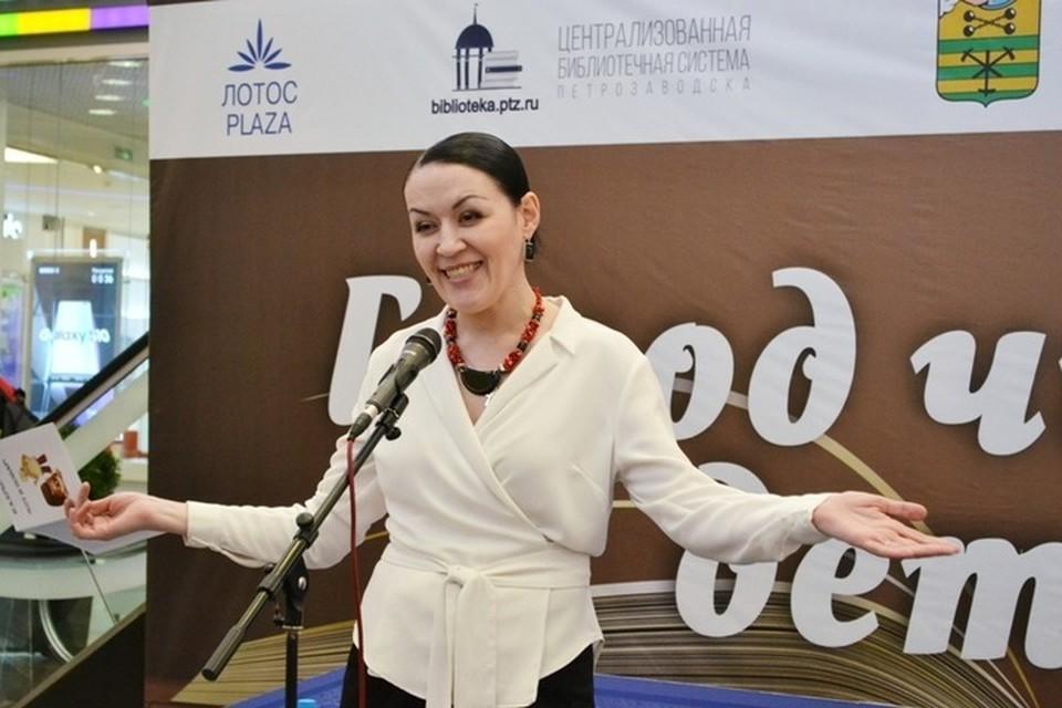 На должности начальника управления культуры Анна Лесонен работает с августа 2018 года. Фото: администрация Петрозаводска