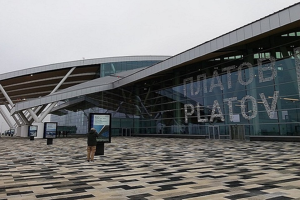 В Платове самолет совершил экстренную посадку из-за трагедии на борту