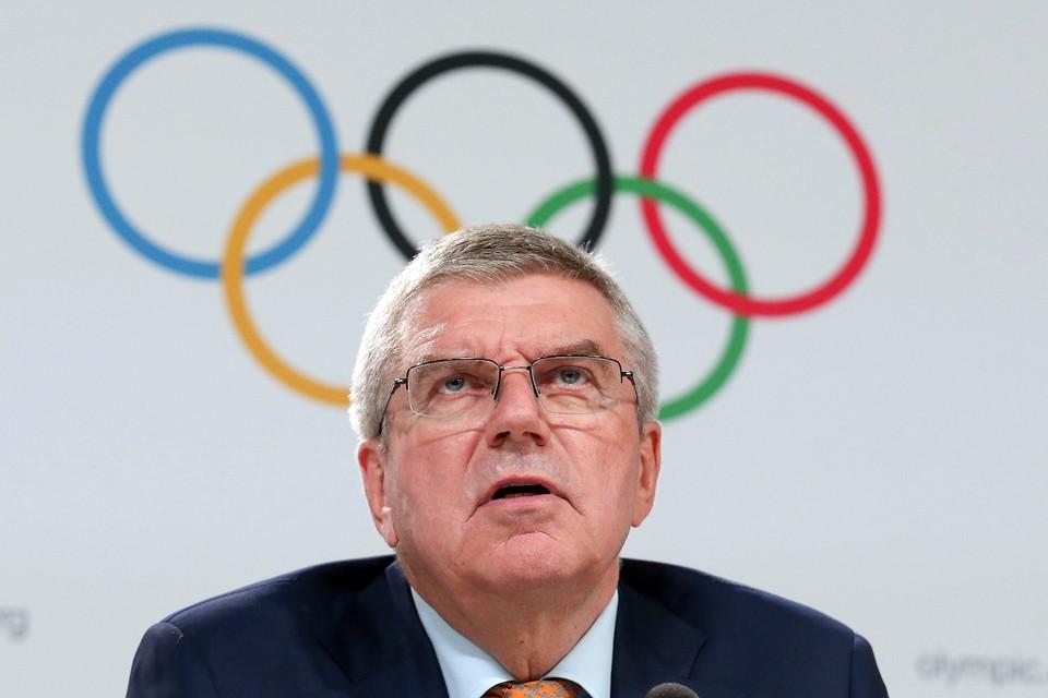 Президент МОК Томас Бах понимает, что без России олимпийское движение многое потеряет