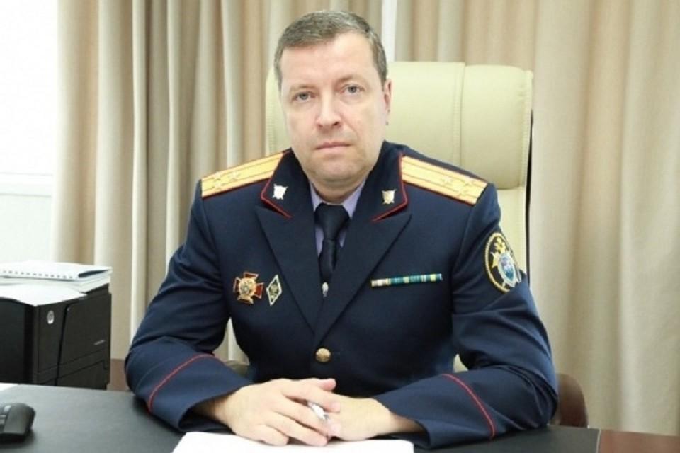 Вместе с Булыско задержали адвоката Владимирской области, который и передал силовику взятку. Фото: СУ СКР по Свердловской области