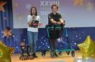 В Москве отметили международный день инвалидов: каждый делился опытом победы над недугом