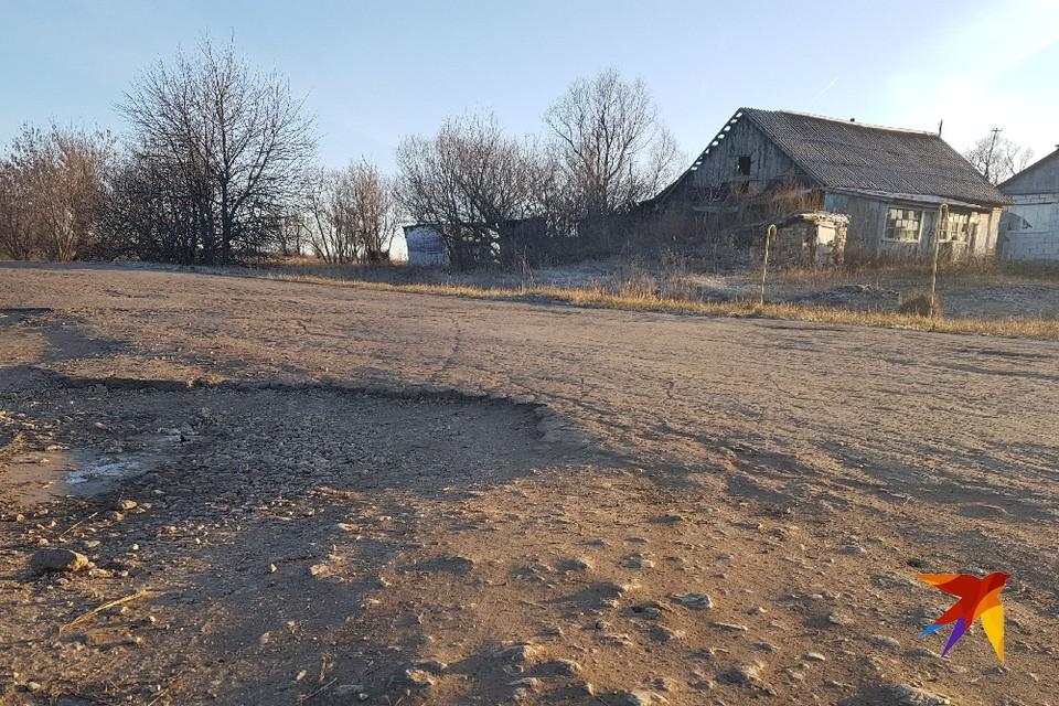 Когда в селе Катино приведут в порядок все дороги, никому не известно. И вряд ли это случится к 75-летию Победы.