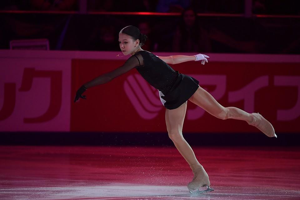 Александра Трусова уже побила несколько мировых рекордов