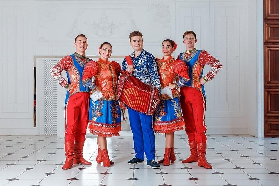 """Святослав Шершуков и шоу-балет """"Фестиваль"""""""