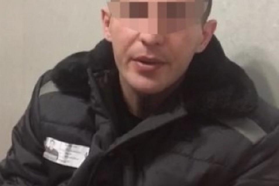 Мошенником, обманувшим ямальца, оказался отбывающий срок тюменец Фото: 89.мвд.рф