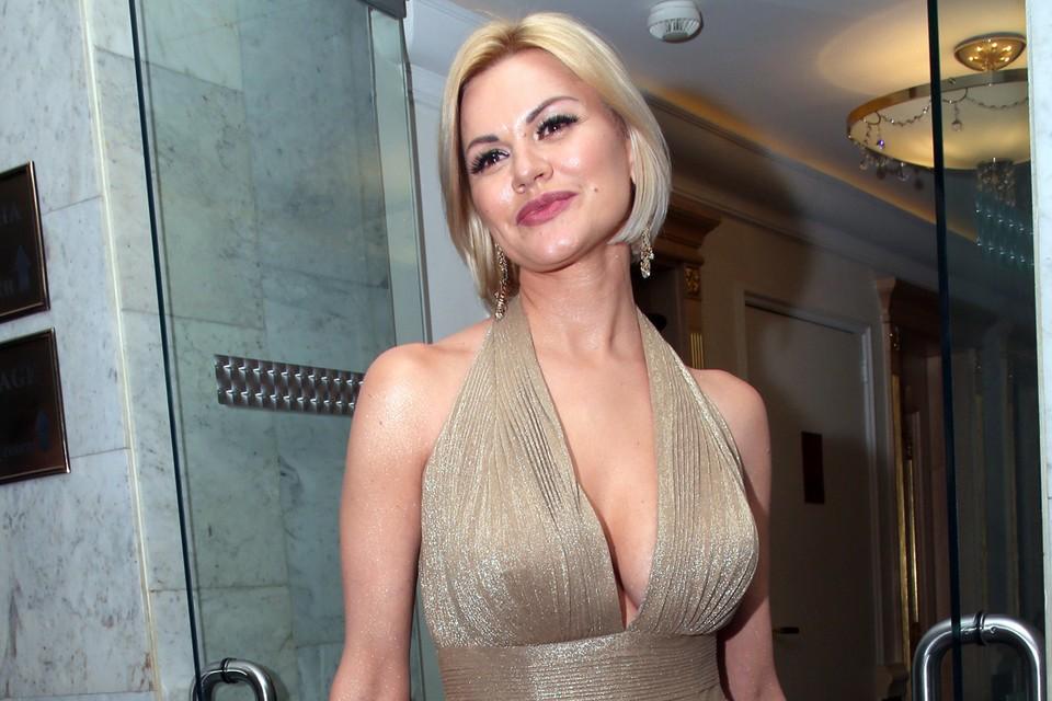43-летняя Ирина Круг может похвастаться подтянутой фигурой