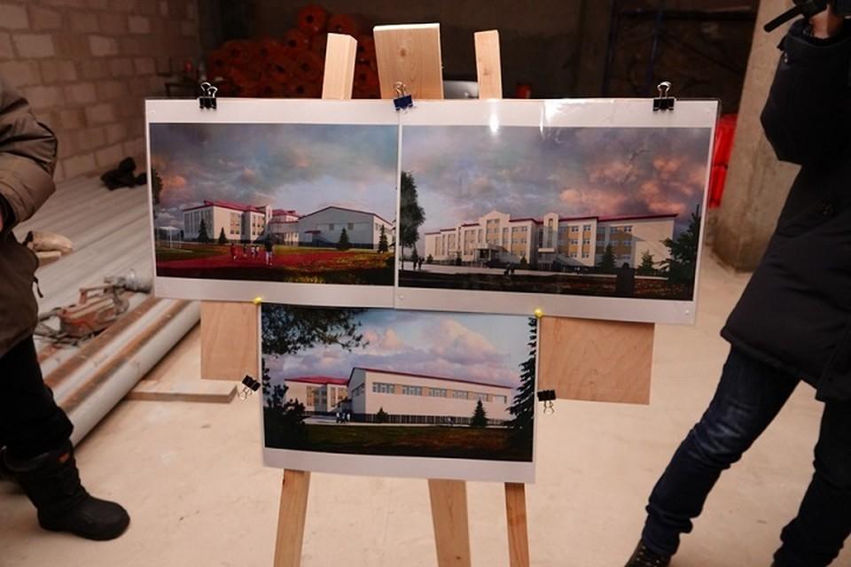 В Ямальском районе строят «тихую» школу-интернат Фото: zsyanao.ru