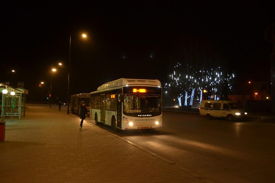 В Липецке снова вносят изменения в расписания автобусов