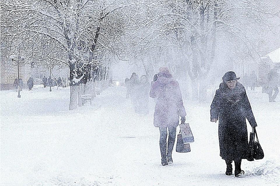 На Ямале ждут усиления ветра до 20 м/с Фото: dgzp.yanao.ru