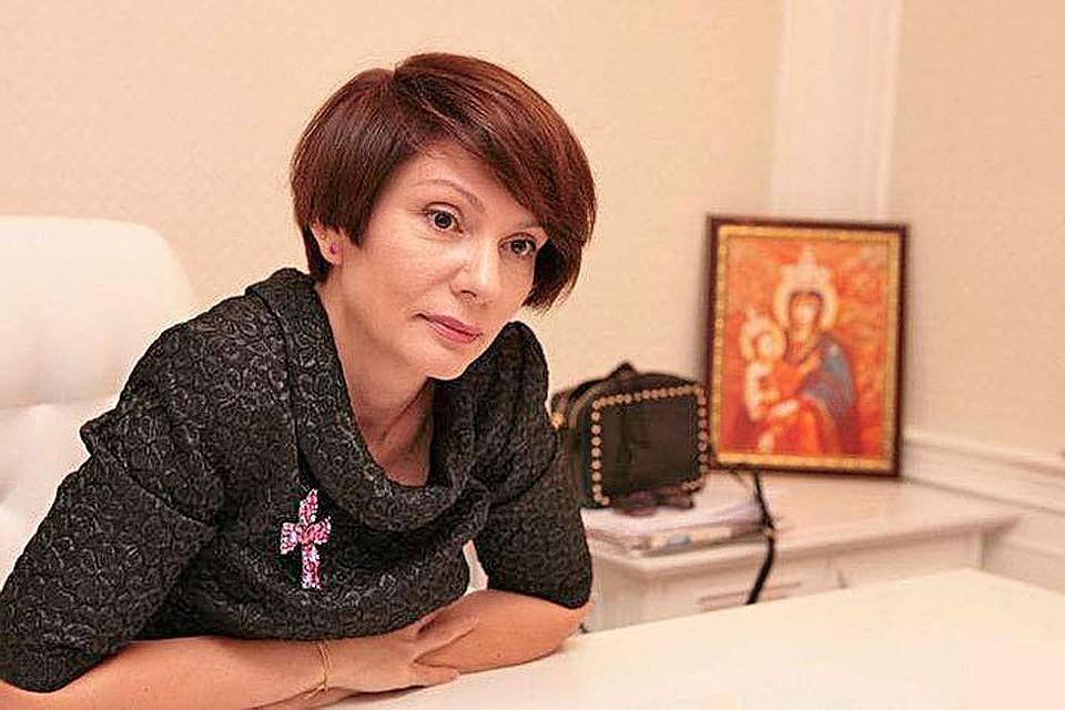 Елена Бондаренко, экс-депутат Верховной рады.