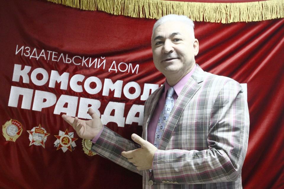 Виктор Гужагин, врач-психотерапевт, психолог