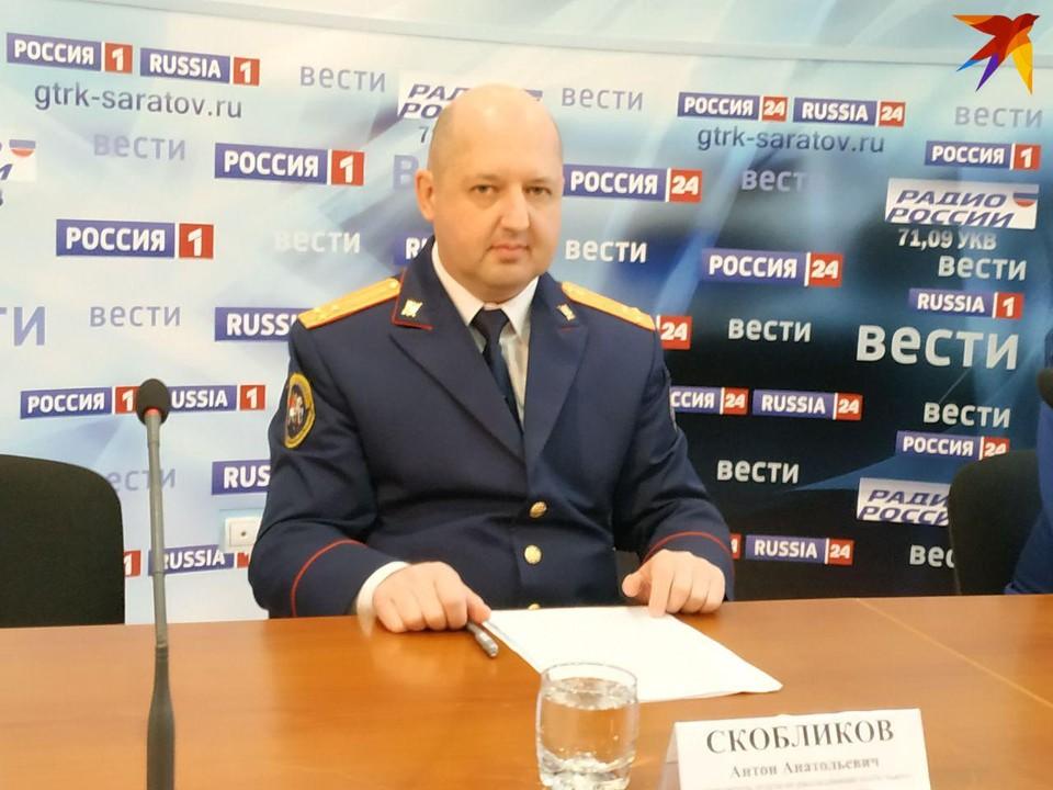 Антон Скобликов