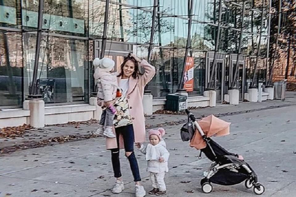 Маргарита уверяет. что девочек украл ее бывший супруг. ФОТО: https://www.instagram.com/margo__ruby