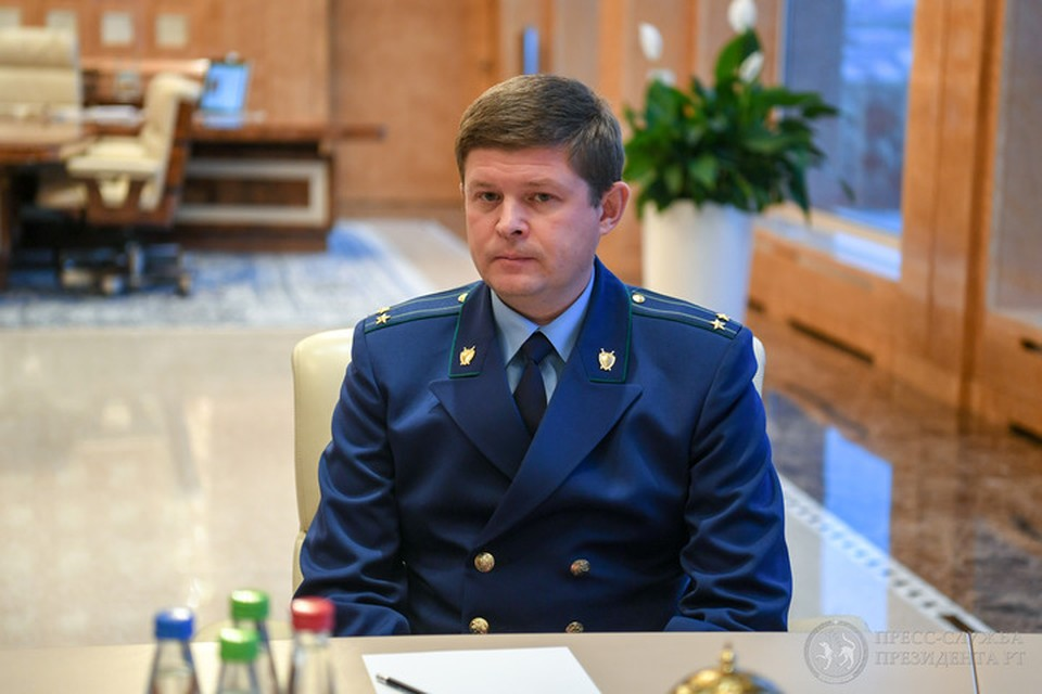 Фото: пресс-служба президента Татарстана
