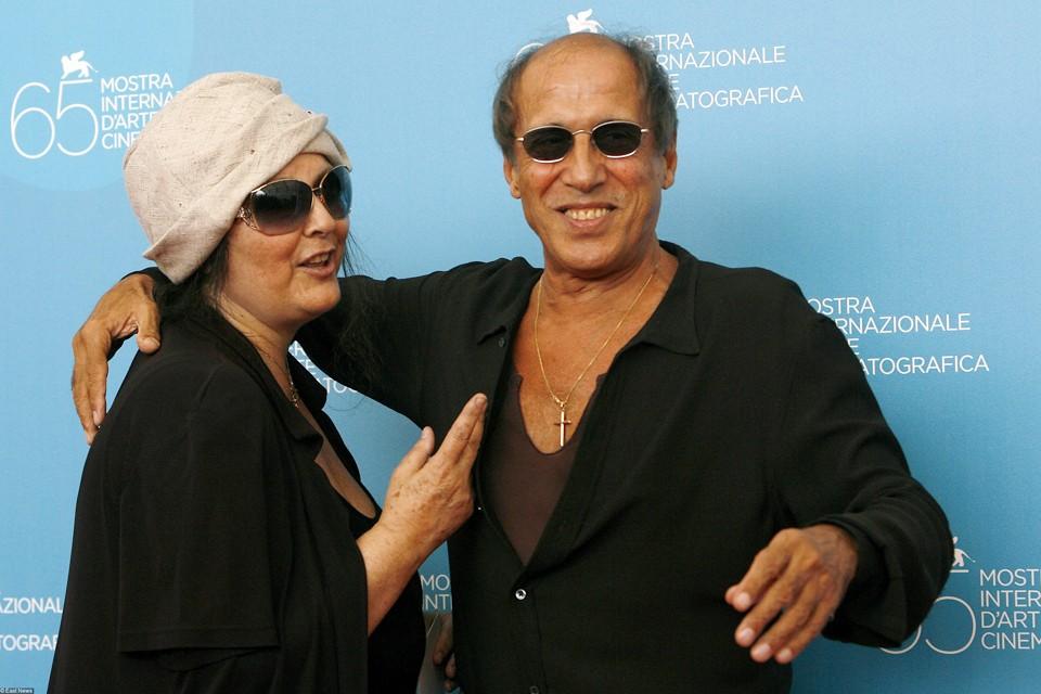 Адриано Челентано и Клаудиа Мори вместе 55 лет