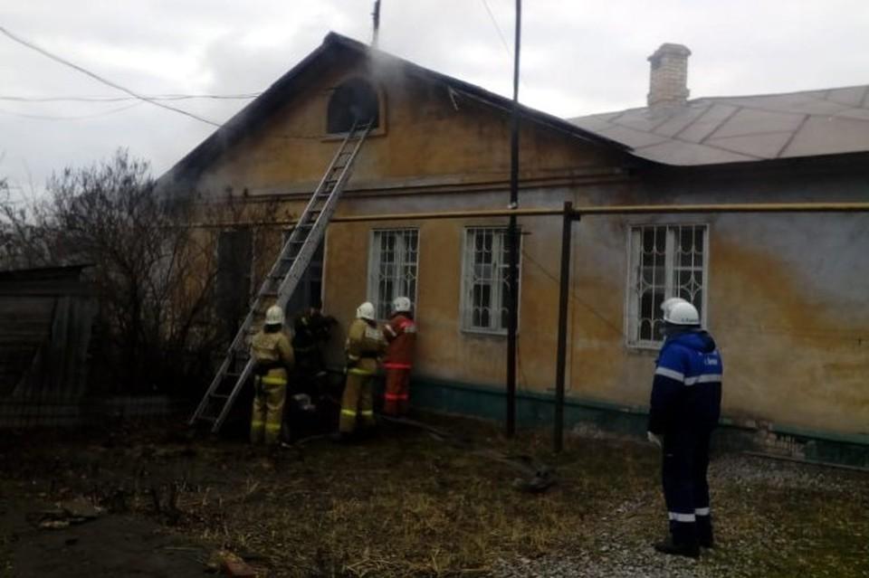 В пожаре на улице Зои Космодемьянской в Липецке погибли двое