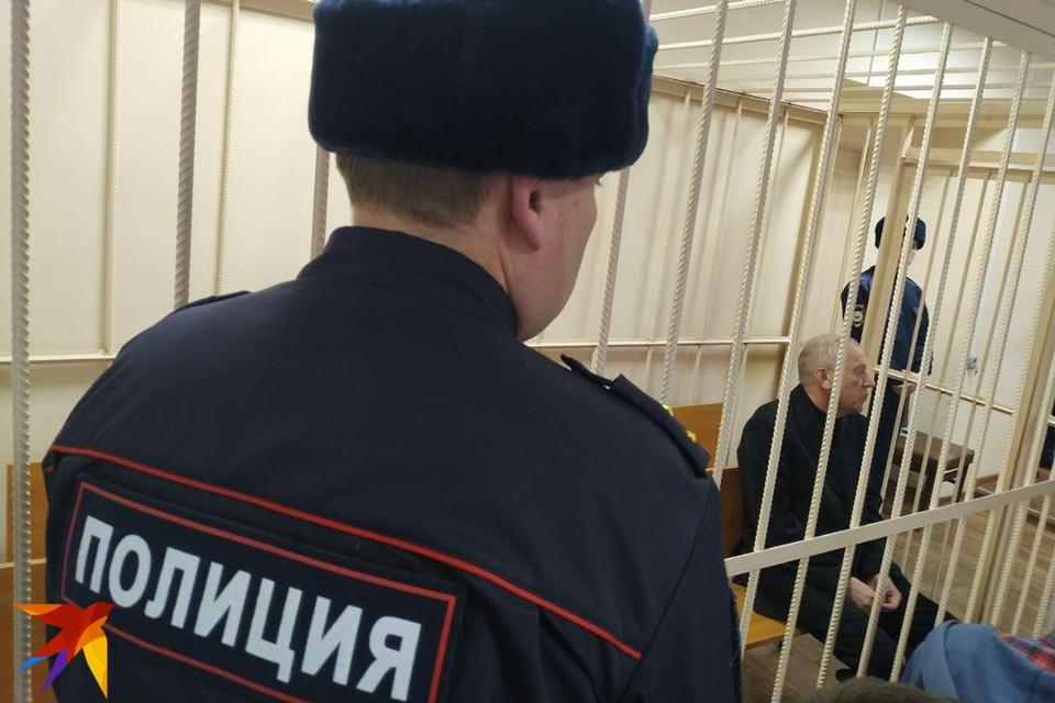 Евгения Тефтелева отправили в изолятор.