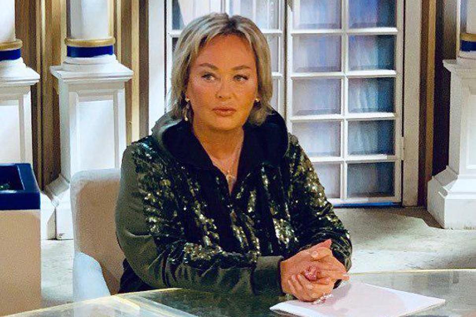 """Лариса Гузеева более 20 лет является бессменной ведущей программы """"Давай поженимся"""""""