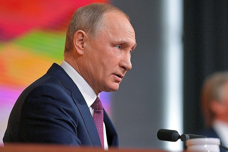 Путин присвоил врио Иркутской области Кобзеву звание генерал-полковника