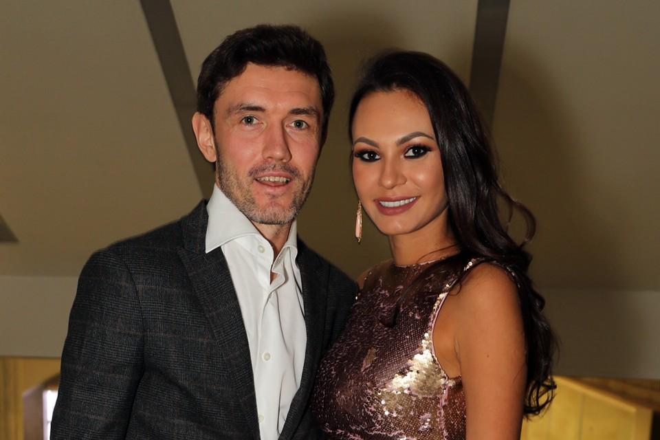 Юрий Жирков с супругой Инной.