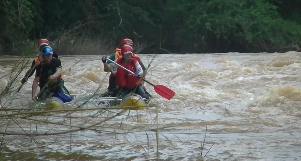 Сплав по вьетнамским рекам прошел в октябре