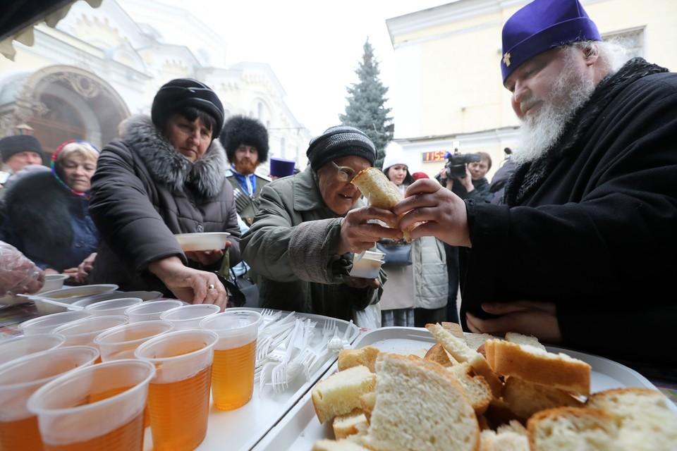 Акцию благословил митрополит Ставропольский и Невинномысский Кирилл