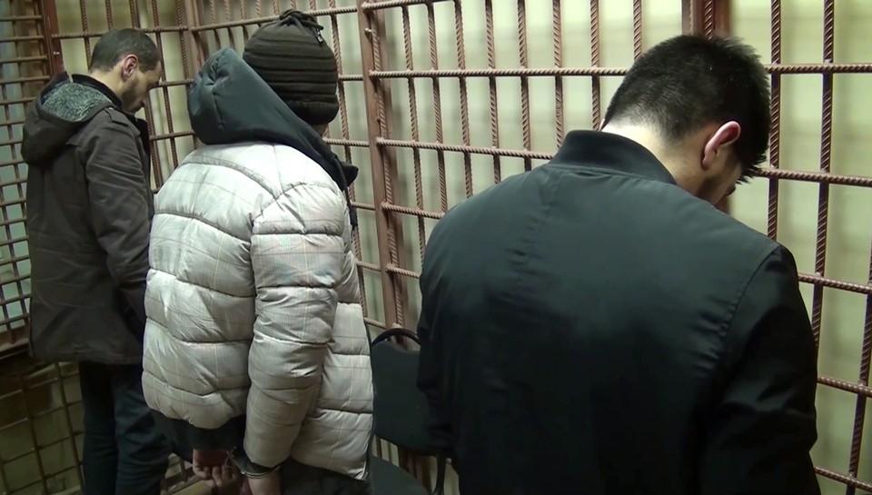 Подозреваемые в подготовке терактов заключены судом под стражу
