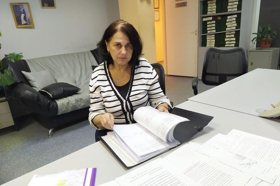 Марина Юрьевна уверяет, что настолько большого долга у нее быть не могло.