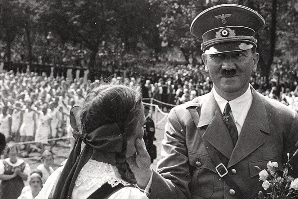 Запомните дети, ничего мы с немцами не делили!