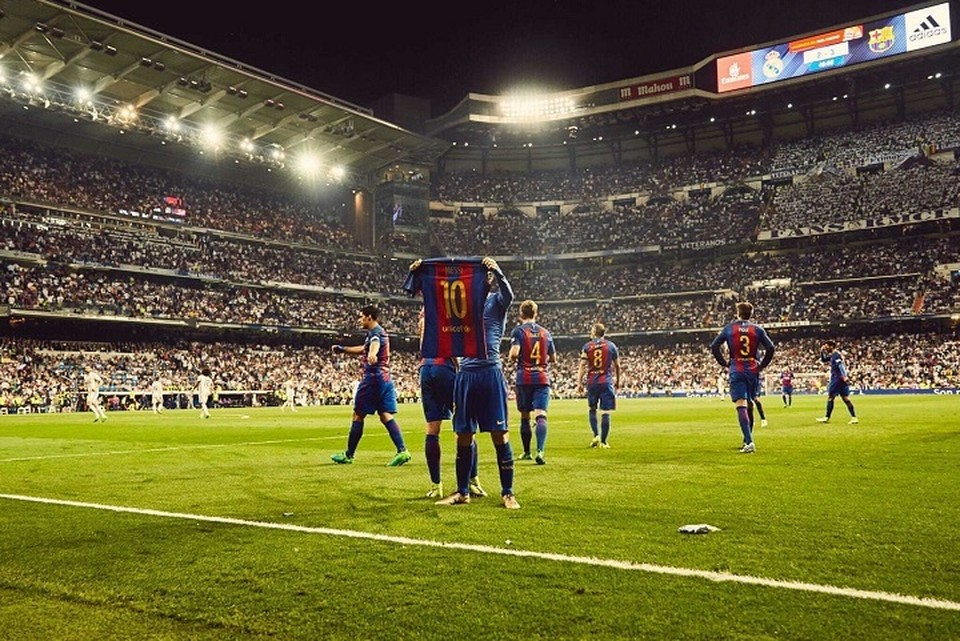 """Месси подходит к """"Класико"""" в хорошей форме ФОТО: Барселона"""
