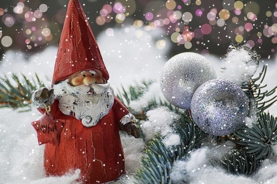 Виртуальный Дед Мороз добрался до соцсетей ХМАО