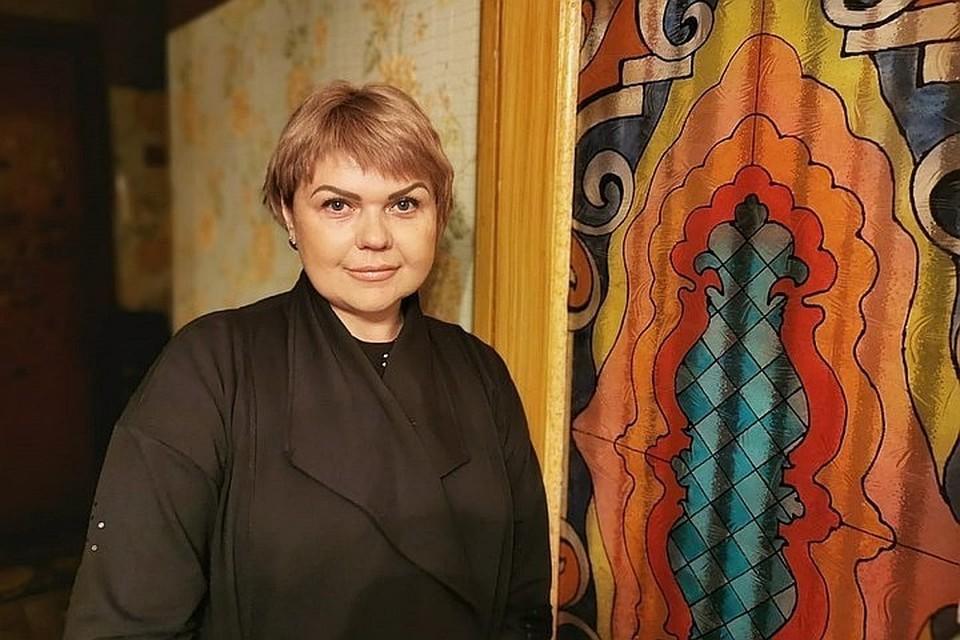 Елена Лапуцкая. Фото: Наталья ЛЫТКИНА.