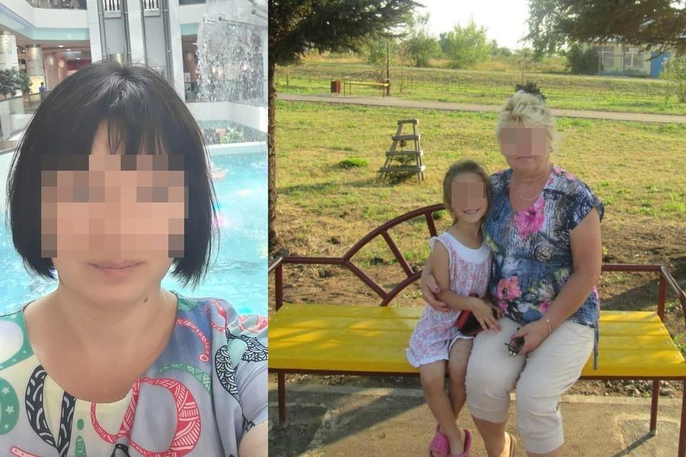 По словам бабушки, бывшая сноха вместе с сожителем ездила в Казахстан. Дочку забирала с собой. Фото: соцсети.