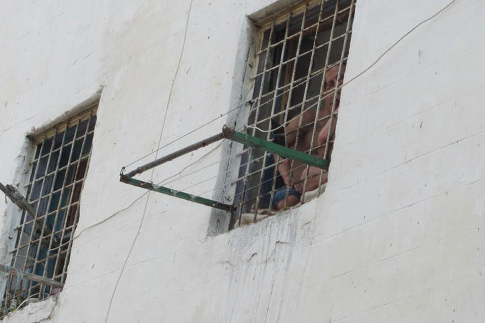 """""""Пожизненники"""" объявили голодовку."""